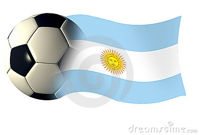 Argentinaflagball