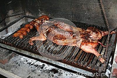 Argentine Parrilla Sausage