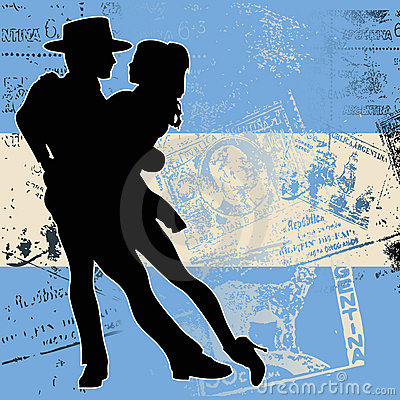 Free Argentine Tango Royalty Free Stock Image - 10771886