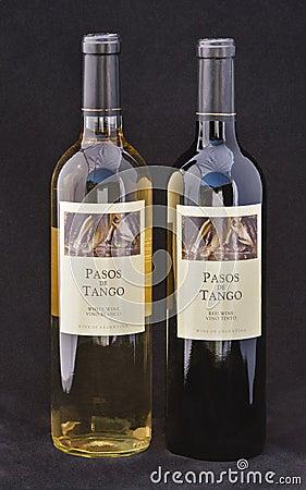 Argentinean wine Pasos de Tango