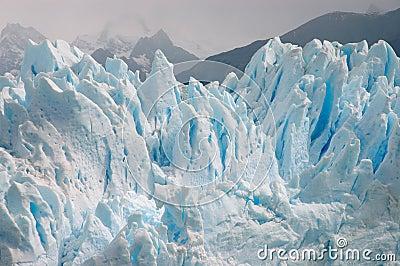 Argentinian Blue Glacier