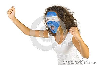 Argentinian fan