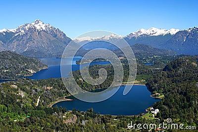 Argentinian Lake District