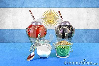 Argentinien Yerba