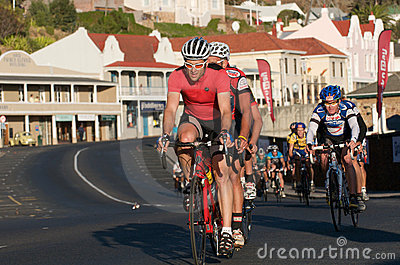 Argus 2010 Cycle Tour Cape Town Editorial Photo