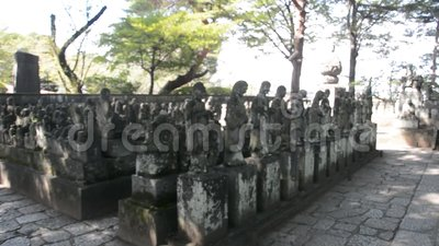 Arhats, Kawagoe, Japonia zbiory