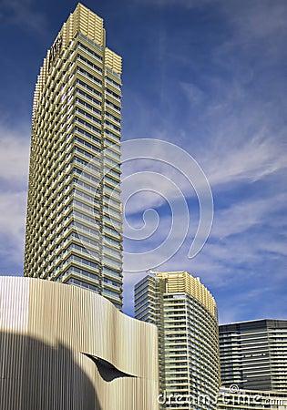 Aria, Las Vegas Editorial Image