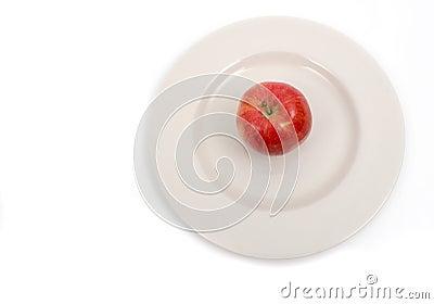 Arial Apple