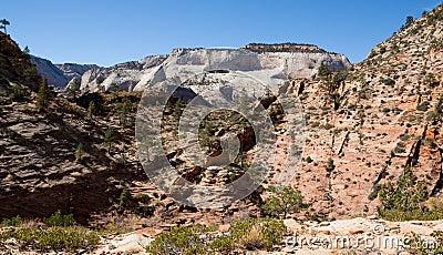 Arid Desert of Zion