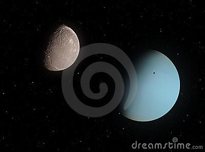 Ariel and Uranus