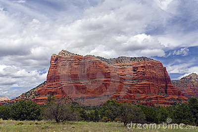 Arizona Courthouse Rock