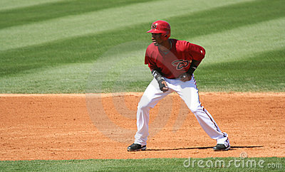 Arizona Diamondbacks Chris Young Editorial Stock Image