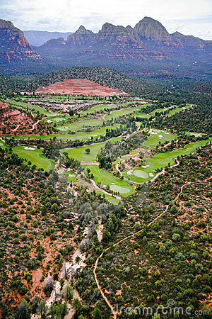 Arizona - golf country