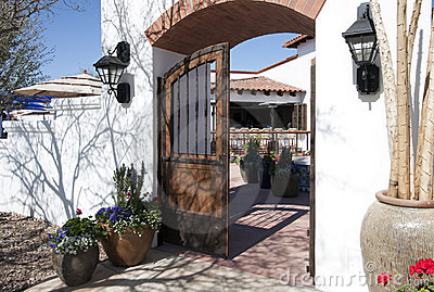 Arizona historic restaurant home