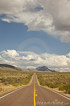 Arizona s Bagdad Road (SR 96)