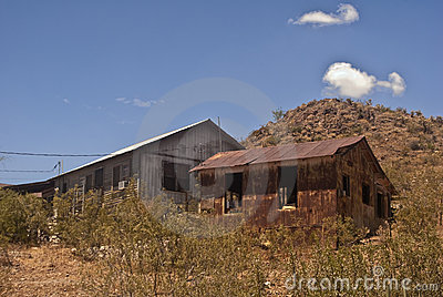 Arizona Shacks