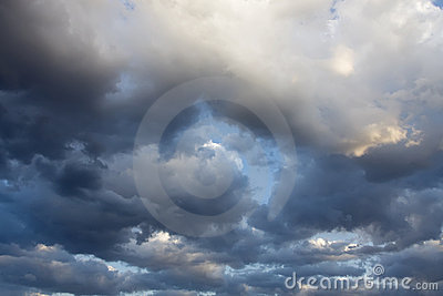 Arizona Storm Skies