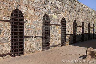 Arizona Territorial Prison in Yuma, Arizona, USA