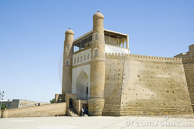 The Ark of Bukhara