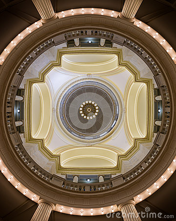 Free Arkansas Capitol Dome Stock Images - 37533144