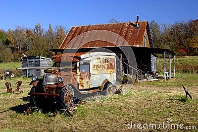 Arkansas Hillbilly Cabin