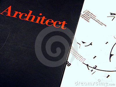 Arkitektbok s