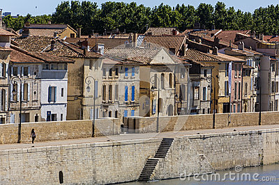 Arles - Provence - South of France Editorial Photography