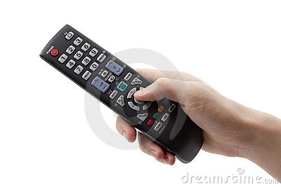 Arm with remote control