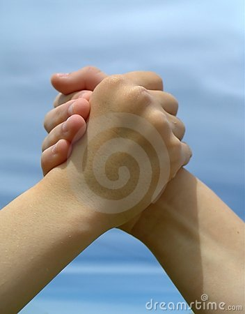 Arm-Ringen