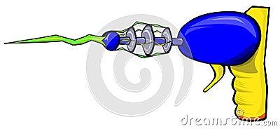 Arma de rayo