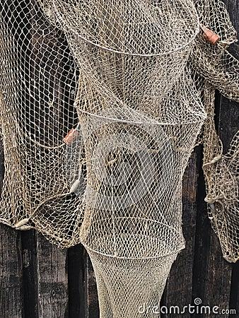 empollón redes de pesca
