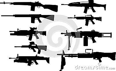 Armas modernas de los E.E.U.U.