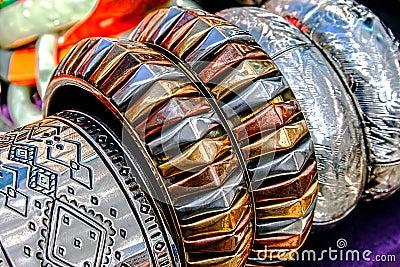 Armband och smycken