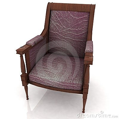 Armchair Royalty Free Stock Photo - Image: 20620045
