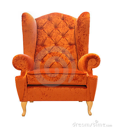 Armchair front