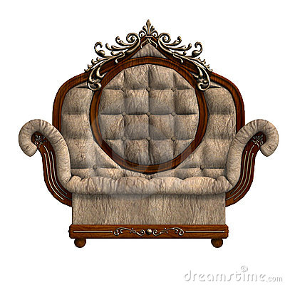 Armchair of louis xv.