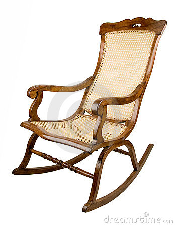Free Armchair-rocking Chair Stock Photo - 3853480