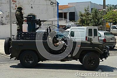 Armee in der Aktion