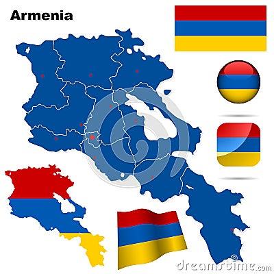 Armenia set.