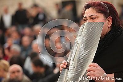 Armenian Genocide Editorial Photo
