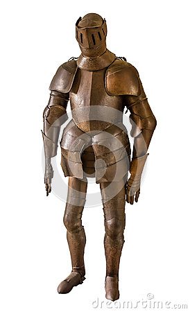Free Armor. Royalty Free Stock Images - 61557889