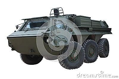 Armoured Vehicle.