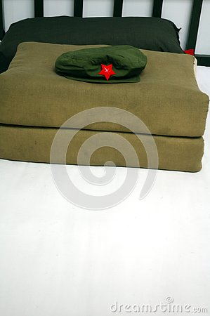 Army bed