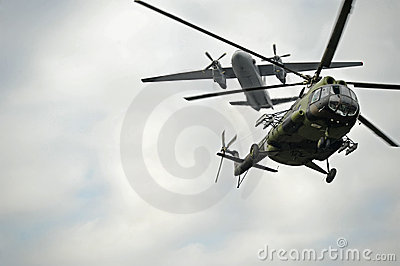 Army exercises 03 Editorial Stock Photo