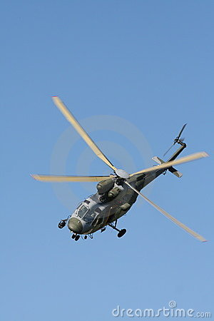 Free Army Helicopter Royalty Free Stock Photo - 2722185