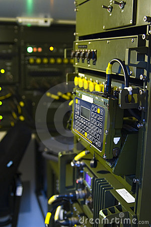 Army intelligence equipment