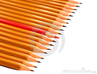 Army of pencils