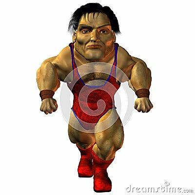 Arni the Muscleman