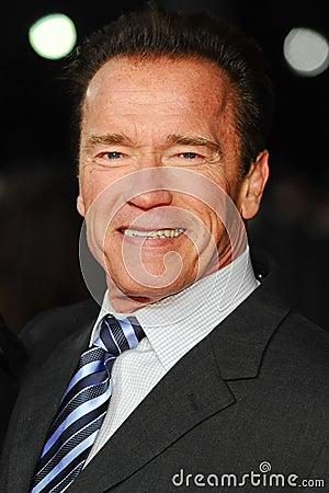 Arnold Schwarzenegger Editorial Image