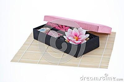 Aroma candle box set
